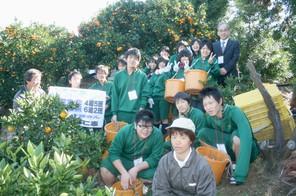 感動交流!島体験から学ぶ国産農産物の価値(9~12月可:それ以外の時期は応相談)