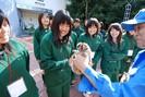 動物ふれあい、環境学習、伝統の技(砥部)
